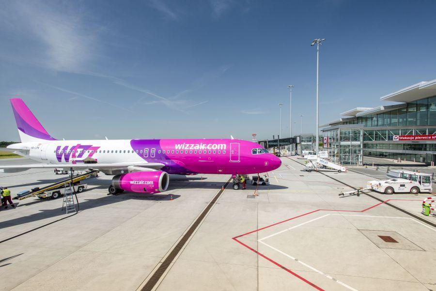 Rekordowy rok wrocławskiego lotniska