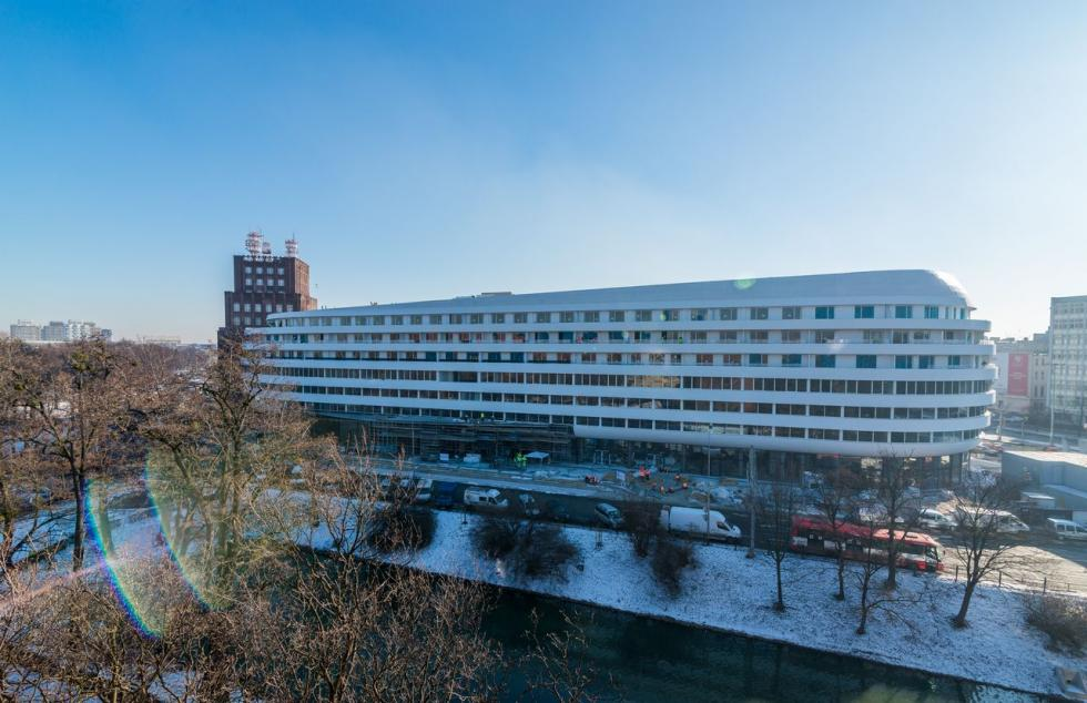 91% luksusowych apartamentów OVO Wrocław sprzedanych