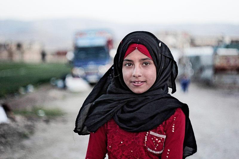 Historia Twarzy Brave Kids – poruszająca wystawa zdjęć dzieci zSyrii