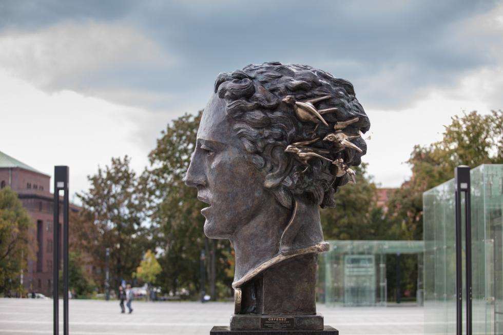 NFM szuka wrocławianki, która użyczy twarzy posągowi Eurydyki
