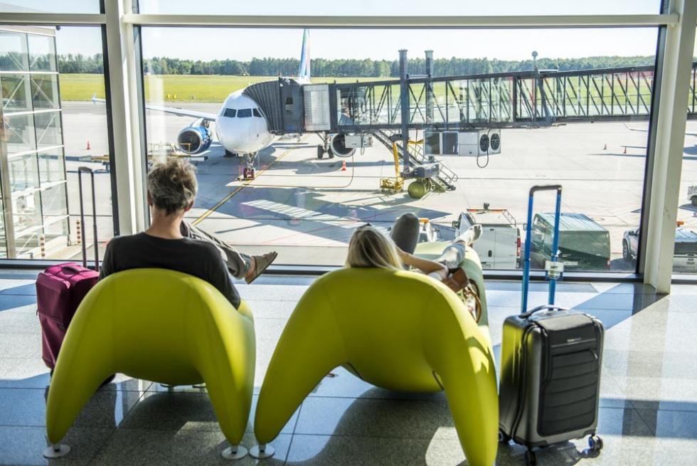 Port Lotniczy Wrocław. Rekordowy miesiąc whistorii
