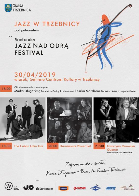 Trzebnica Jazz nad Odrą wTrzebnicy
