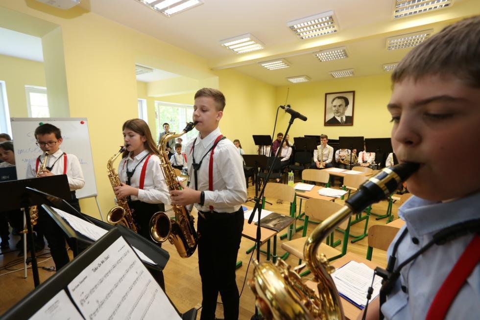 Drzwi otwarte wGminnej Szkole Muzycznej
