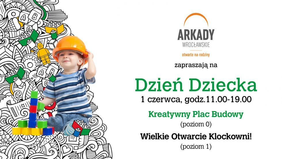 Kreatywny Plac Budowy wArkadach Wrocławskich