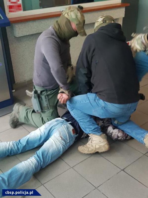 CBŚP iprokuratura zapobiegły porwaniu kobiety dla okupu