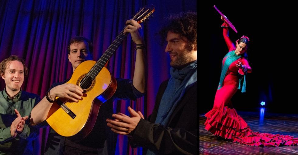 Flamenco wStarym Klasztorze