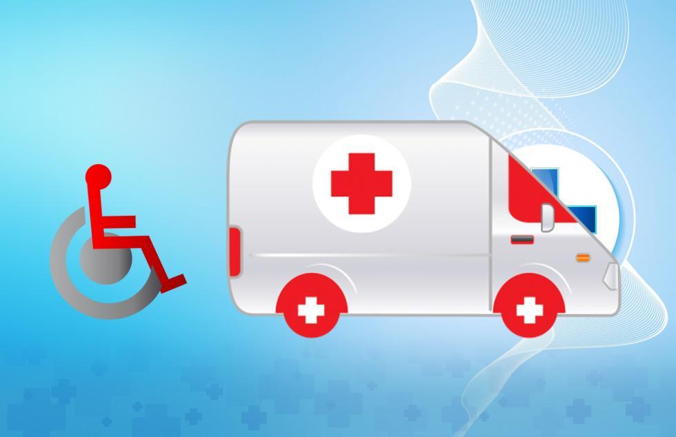 Telefon kontaktowy wsprawie transportu osób niepełnosprawnych na szczepienia przeciw COVID-19
