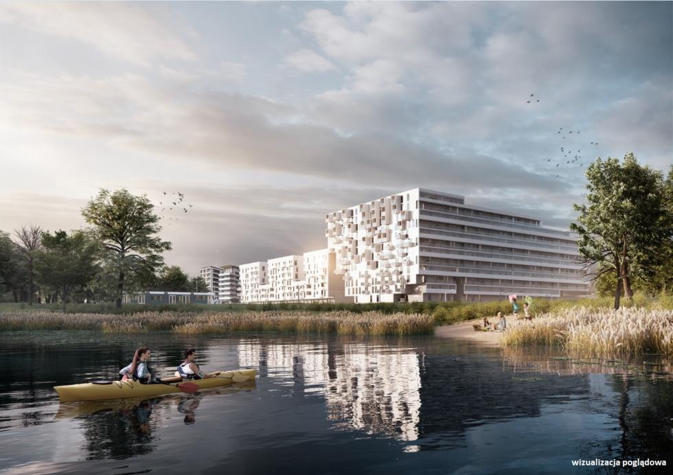 Na działce za ponad 31 mln Marvipol Development zbuduje wizytówkę Nowych Żernik